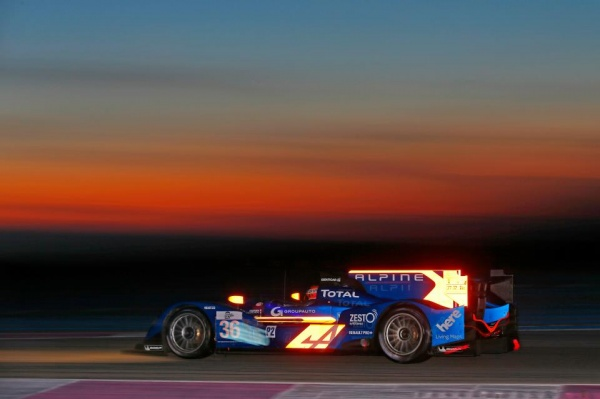 Alpine at Paul Ricard 2013