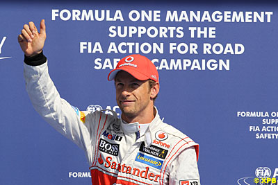 BUTTON AT SPA