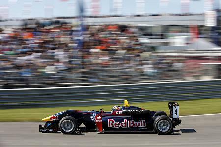 RTL GP Masters of Formula 3, Zandvoort (NL)