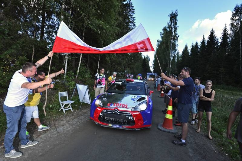 Citroen Finland winner 2013
