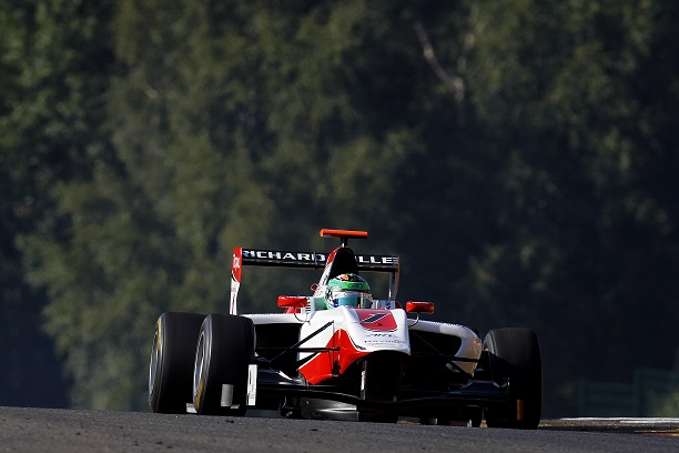 Conor Daly fastest in Free Practice in Belgium
