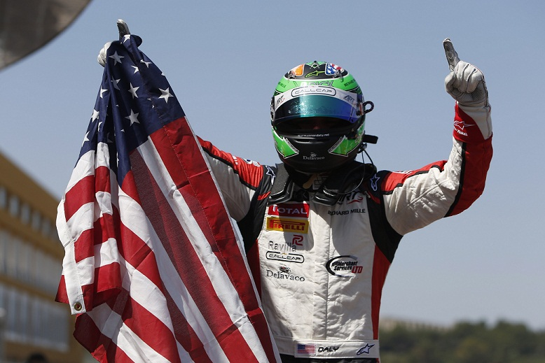 Conor Daly wins Valencia