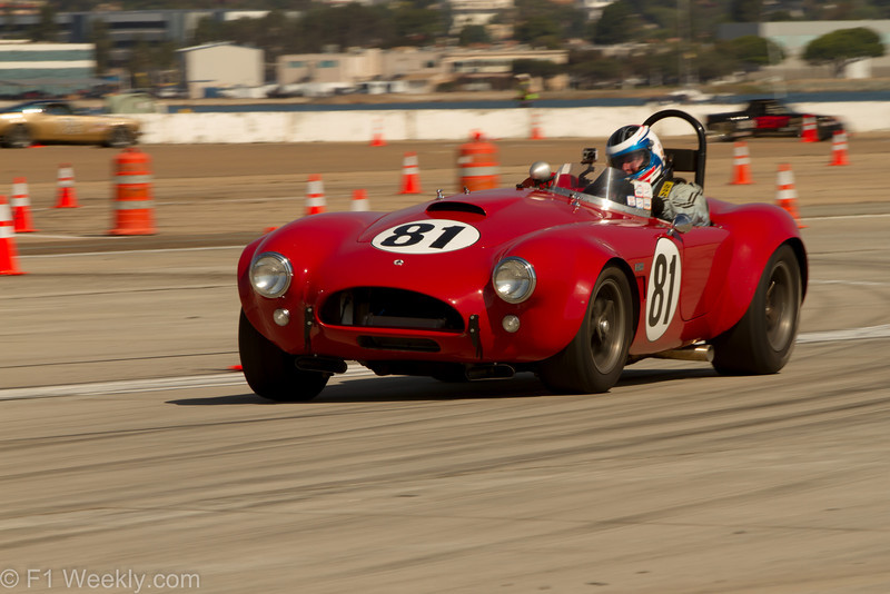 This 1967 Cobra was a beautiful thing to watch. Owned and driven by Lorne Leibel of Willowdale Ontario, Canada.