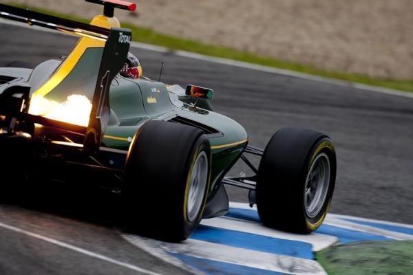 Daniel Abt back on top in Jerez