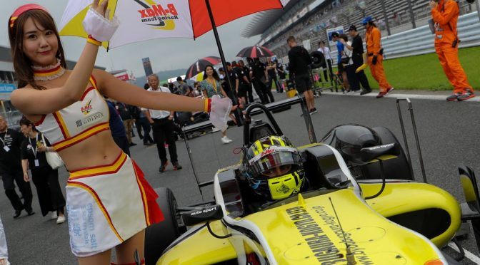 Japanese Formula 3