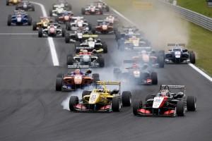 FIA Formula 3 European Championship, round 4, race 1, Hungaroring (HUN)