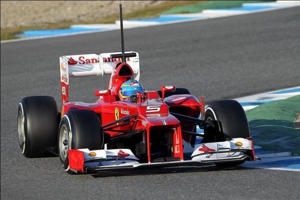 Fernando F2012 Jerez