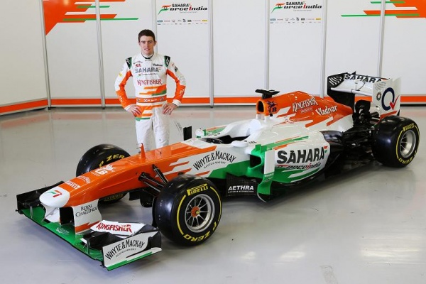 Sahara Force India Formula One Team. Commercial use should be approved by Sahara Force India.