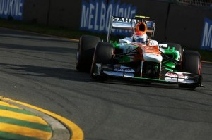Force India oz 2013