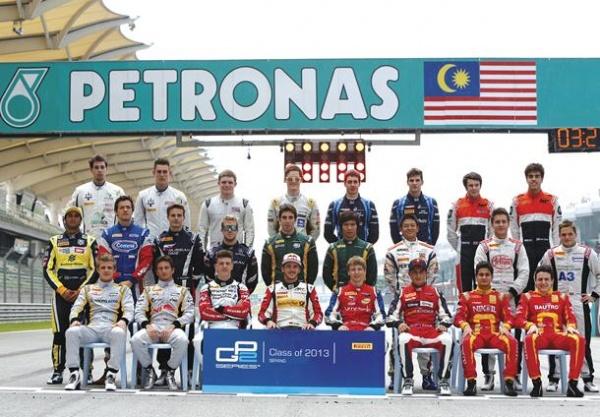 GP2 SERIES Class2013