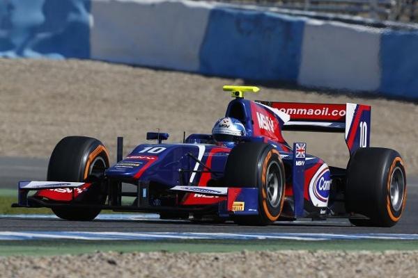 GP2 Test jerez 2013