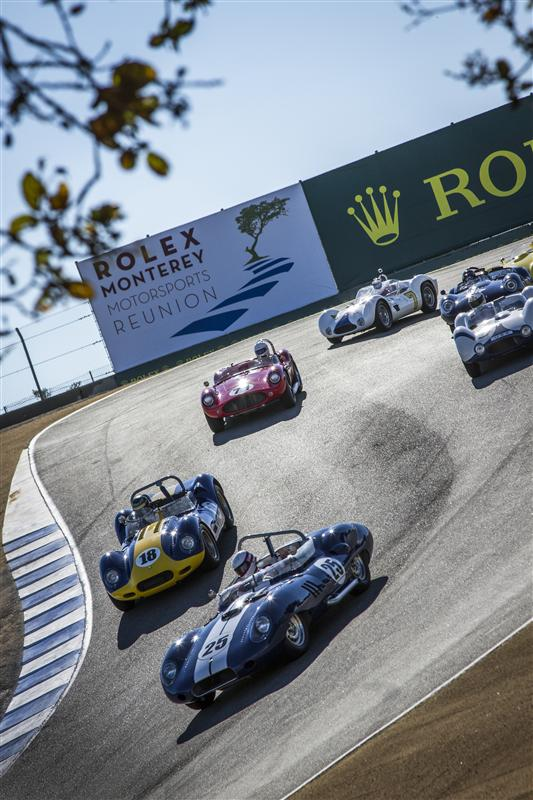 GROUP 3B - 1955-1961 SPORTS RACING CARS OVER 2000CC