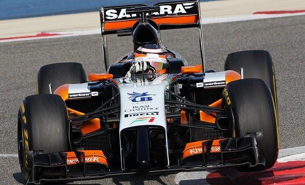 F1 Testing Bahrain day 1