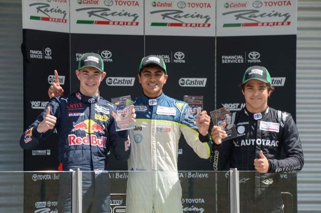 Photo. Toyota Racing Series