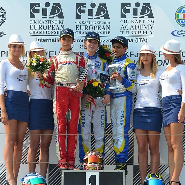 CIK-FIA European Karting Championship