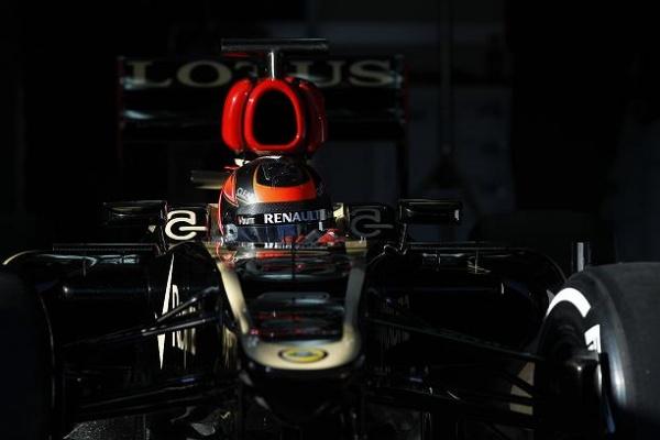 Kimi day 4 at Jerez 2013
