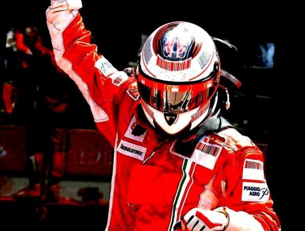 Kimi winning