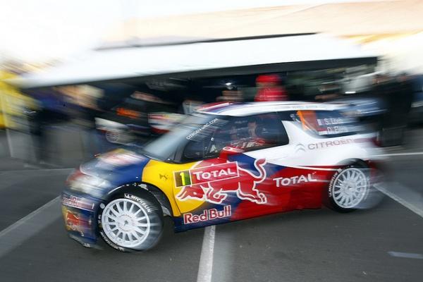 Loeb Monte Carlo 2012