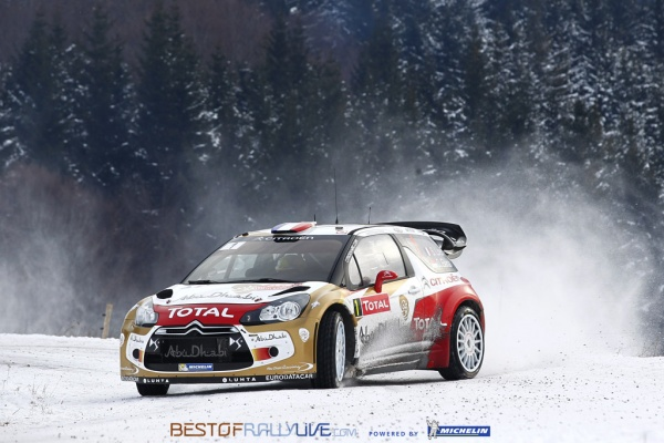Loeb Monte Carlo 2013