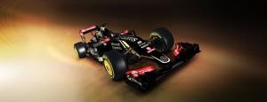Lotus E23 Side