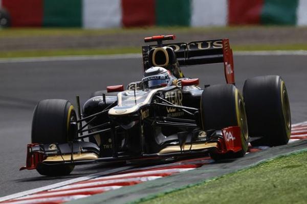 Lotus F1 Japan