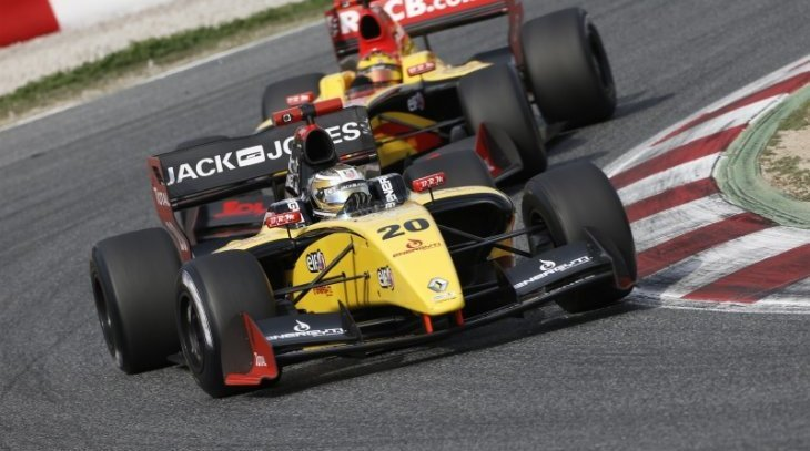 MAGNUSSEN SIGNS OFF WITH ANOTHER WIN