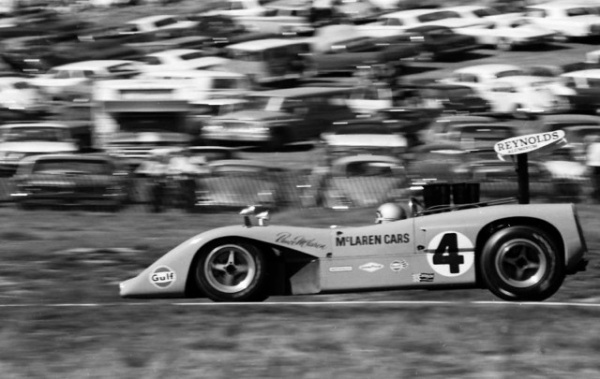 McLaren can am car