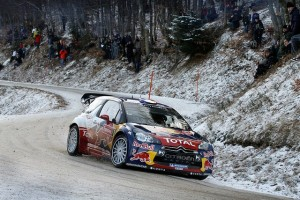 Monte Carlo Rally Citroen
