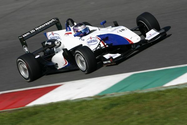 Italian F3 Euro Series