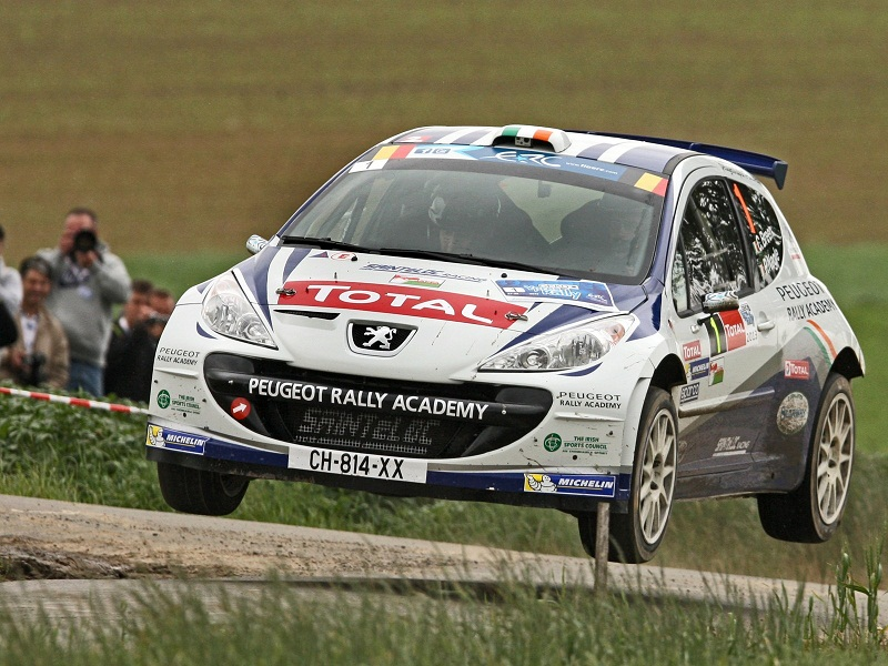 Peugeot ERC 2013