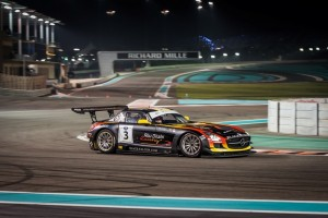 After victory in the Gulf 12 Hours, Al Qubaisi wants a third successive win in next month's Dunlop 24 Hours of Dubai.