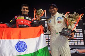 Race Of Champions Indian winners
