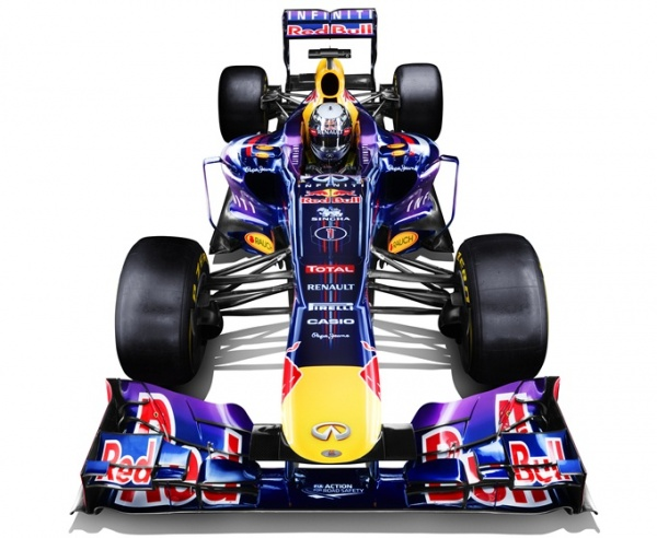 Red Bull RB9 FRONT