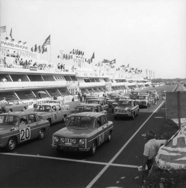 Monte Carlo Historique