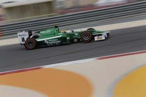 Rio Haryanto quickest on Day 2