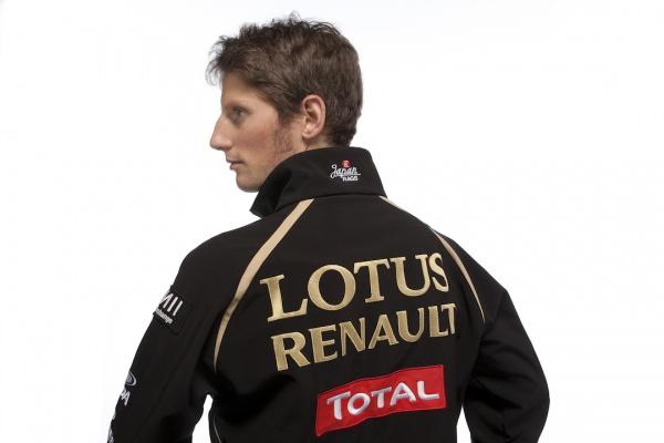 Romain Grosjean LRGP 2011