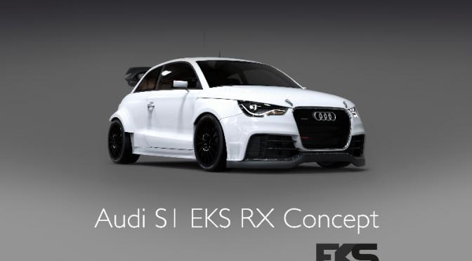 Audi S1 EKS Concept