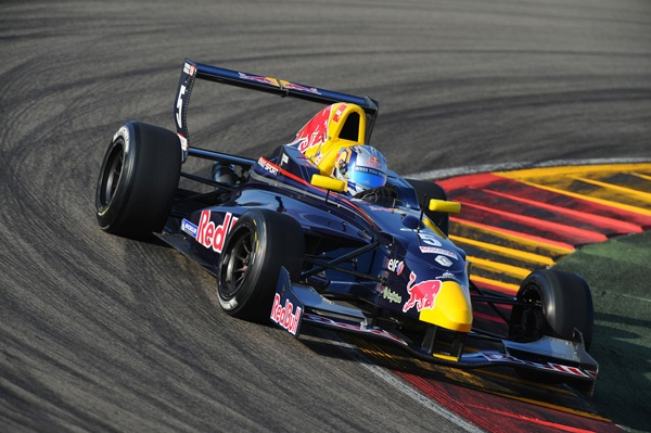 Successful Formula Renault 2.0