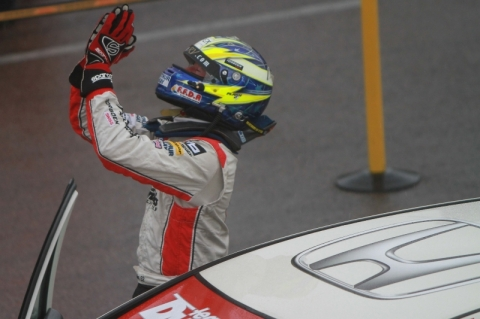 Shedden takes championship