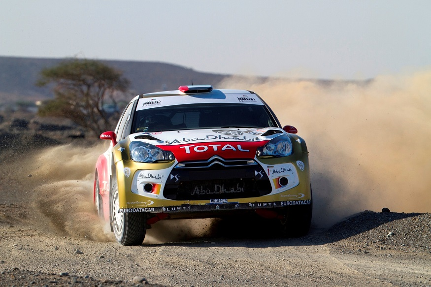 Dubai International Rally