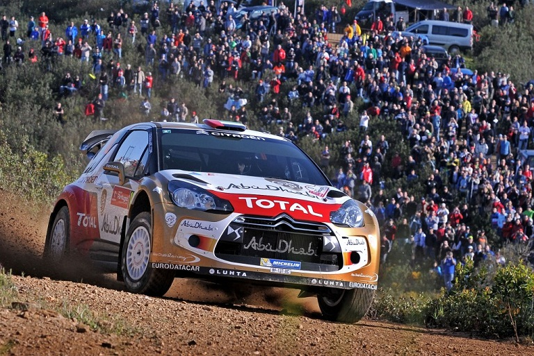 Al Qassimi powered his Abu Dhabi Citroën into the WRC points in Portugal and will be looking for more of the same in Greece.