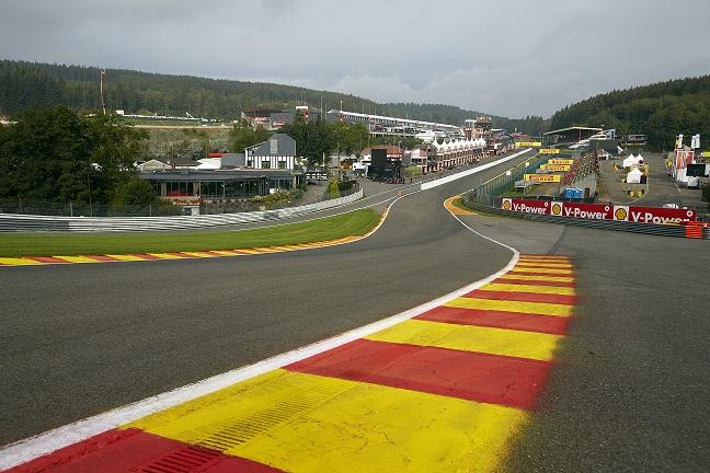2012 Belgian Grand Prix - Thursday