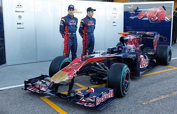 Formula 1 2010 Toro-Rosso-STR5-2010