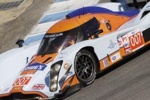 Adrian Fernandez Aston Martin