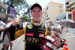 Aaro Vainio takes first GP3 win in Monte Carlo