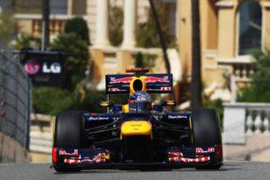 Mark Webber Monaco