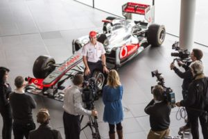 Sergio-Perez McLaren
