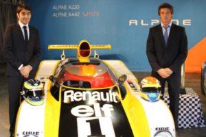 Pierre Ragues et Nelson Panciatici