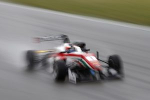1 Felix Rosenqvist (SWE, Prema Powerteam, Dallara F312 – Mercedes-Benz), FIA Formula 3 European Championship, round 2, Hockenheim (GER) - 30. April - 3. May 2015 *** Local Caption *** Copyright (c) FIA Formula 3 European Championship / Thomas Suer