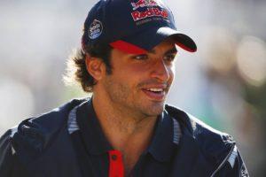 Autodromo Nazionale di Monza, Italy. Sunday 03 September 2017. Carlos Sainz Jr, Toro Rosso. World Copyright: Andy Hone/LAT Images  ref: Digital Image _ONY7155